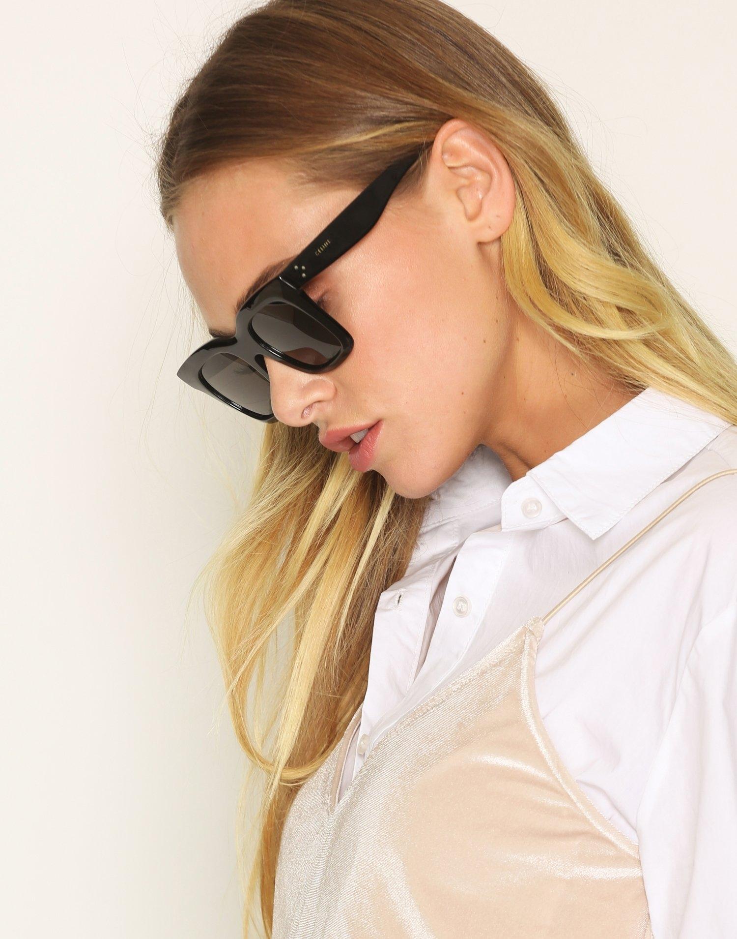 Celine solglasögon svarta