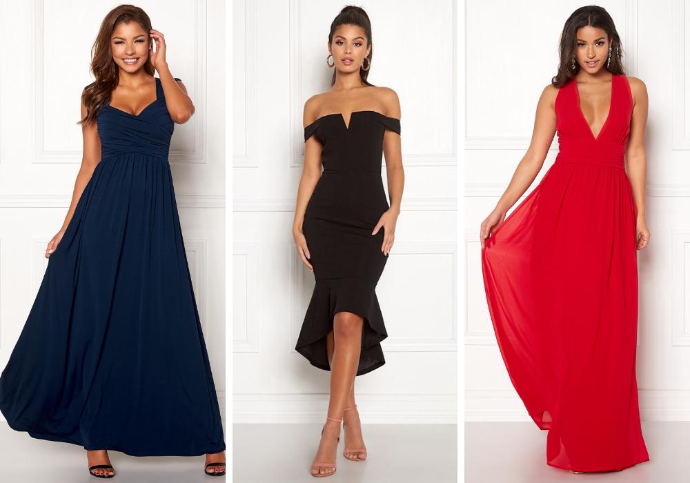 billig balklänning 2020 festklänning