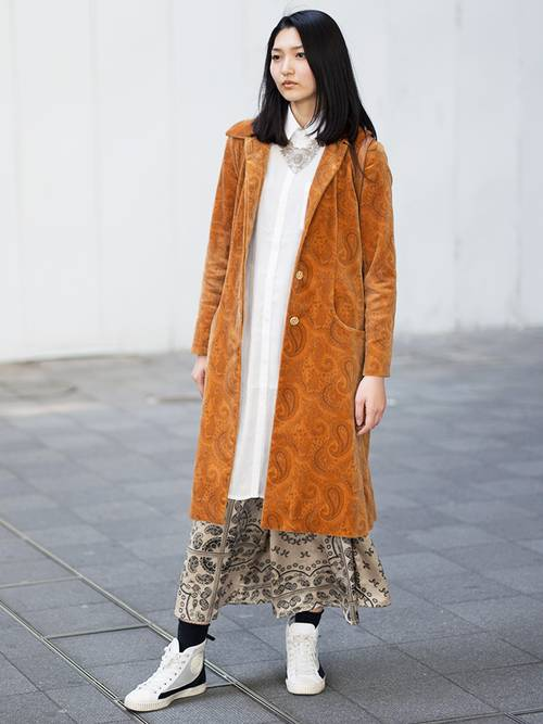 japansk vintage kappa