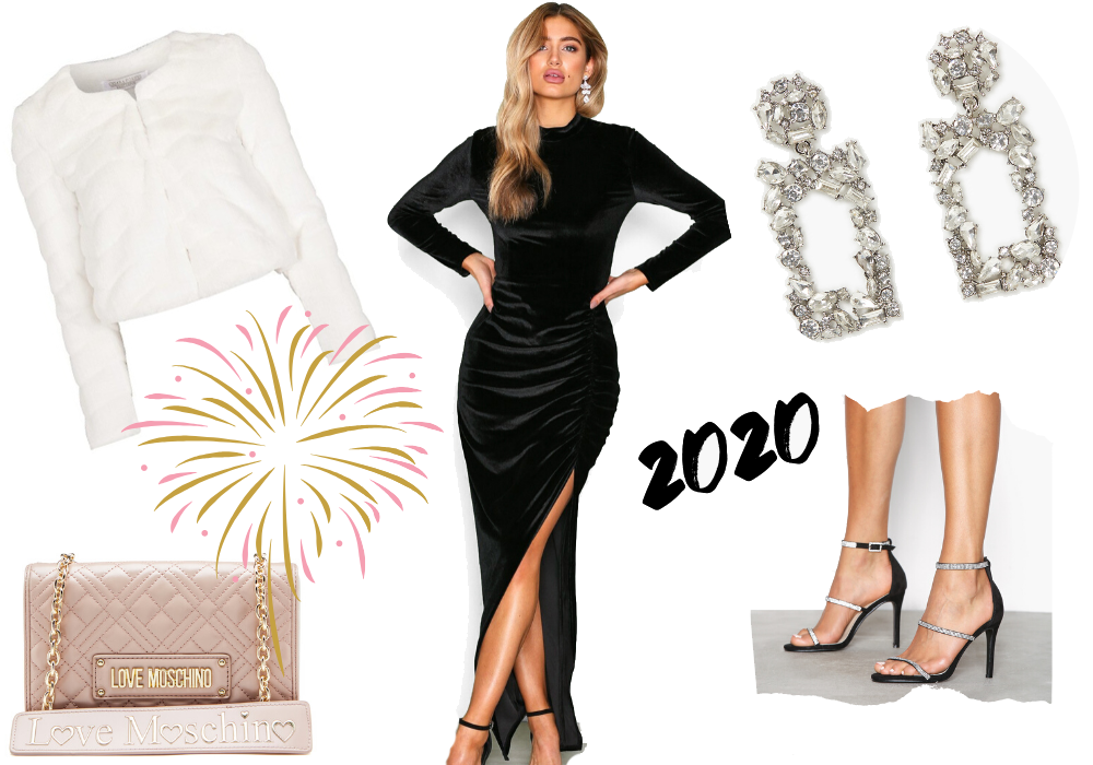 nyårslook nyårs outfit 2020