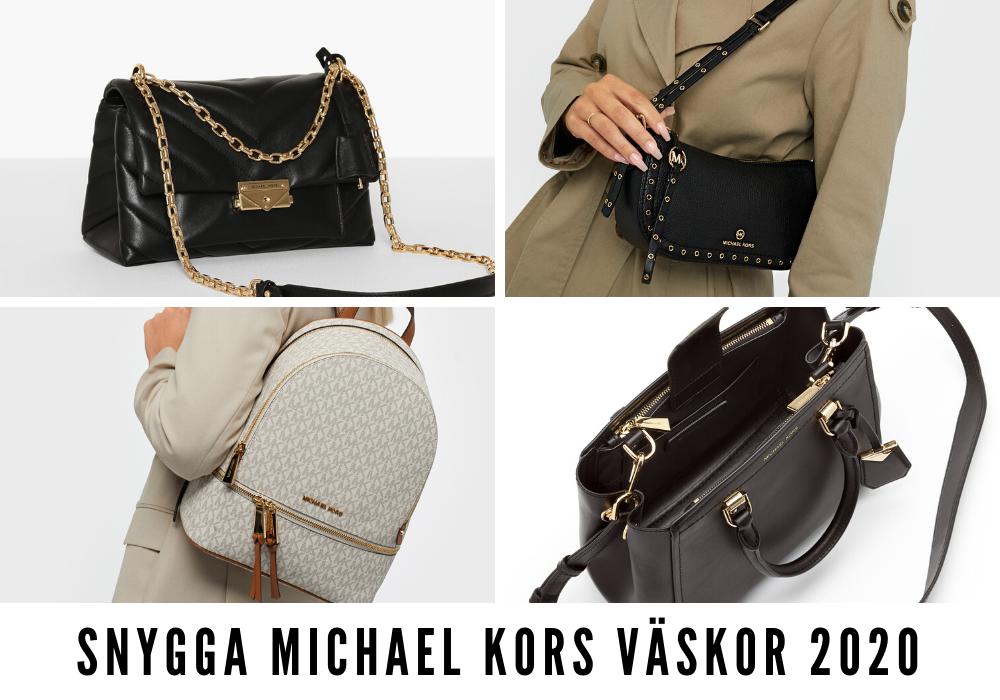 Michael Kors väska 2020 Topp 5 mest populära väskorna i år