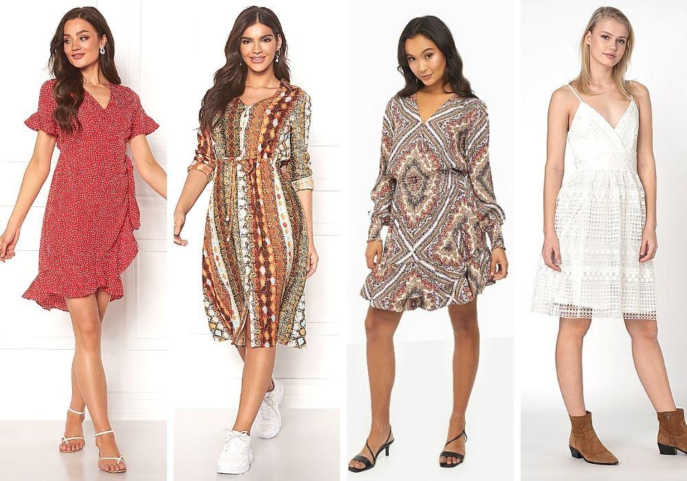 bohemiska klänningar online
