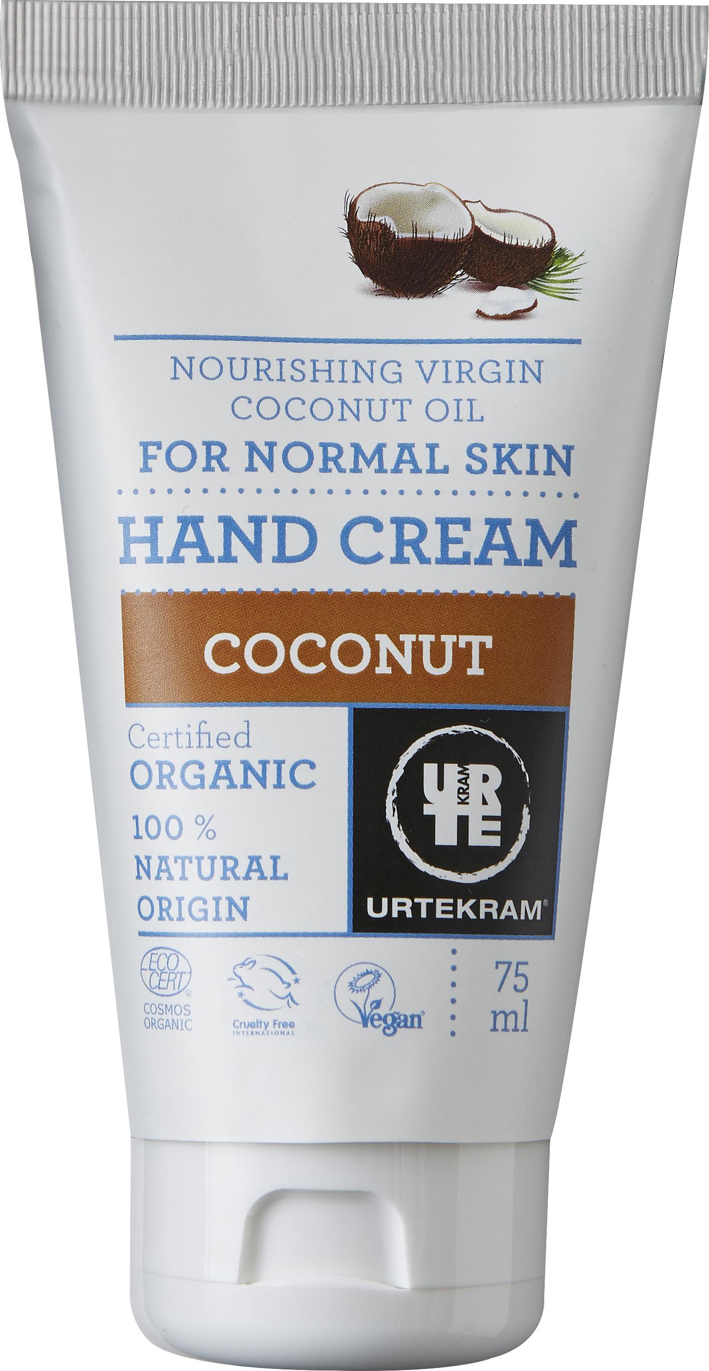handkräm kokos handcreme