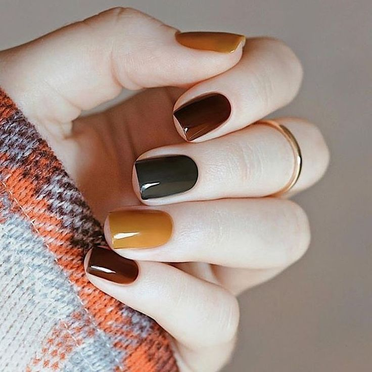 höst nagellack