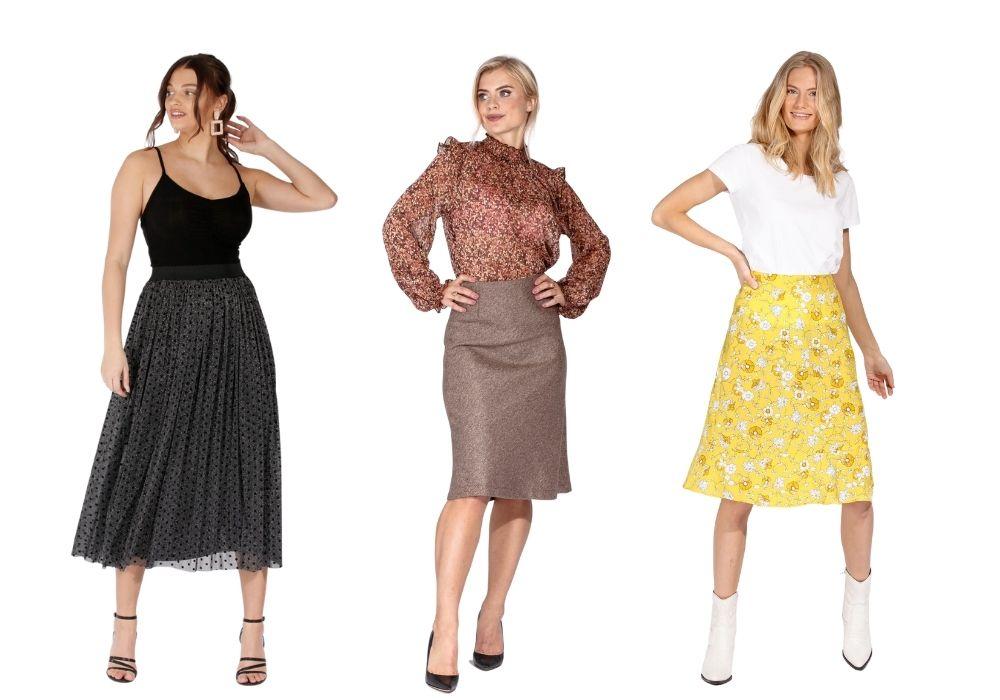 Etiskt hållbart mode från Sverige - snygga kjolar Pure Female